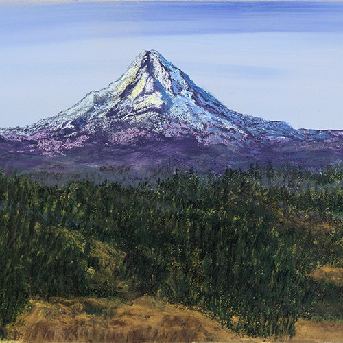 Ed Feeley Fine Art - Mt. Hood 1