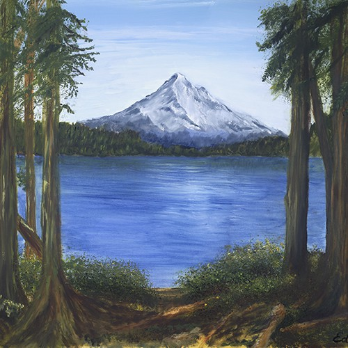 Ed Feeley Fine Art - Lost Lake