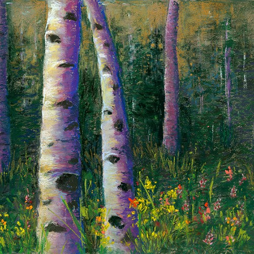 Ed Feeley Fine Art - Aspen Grove