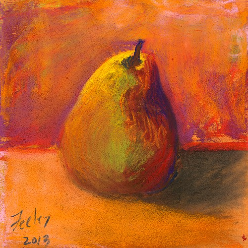 Ed Feeley Fine Art - Pear 2