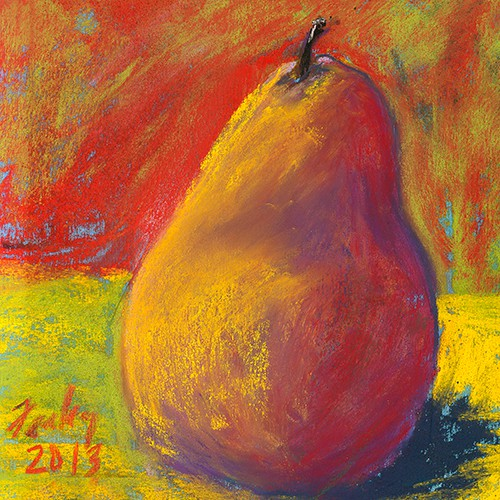 Ed Feeley Fine Art - Pear 1
